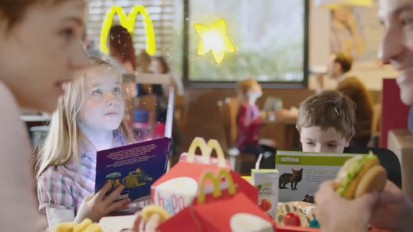McDonalds – Happy Meal
