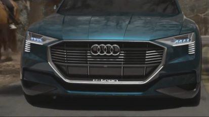 Audi IAA 2015